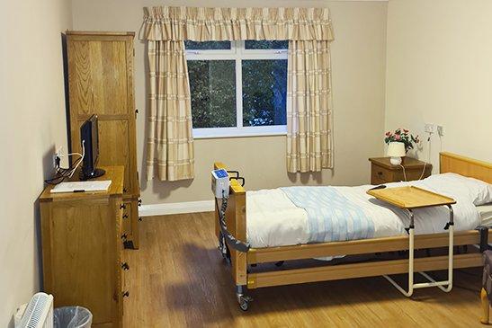 Iceni House bedroom